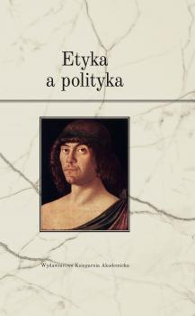 Cover for Etyka a polityka