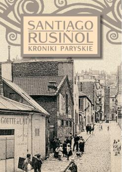 Cover for Kroniki paryskie