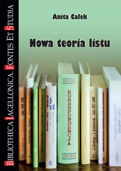 Cover for Nowa teoria listu