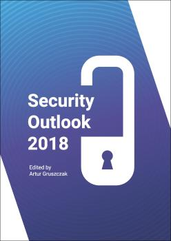 Cover for Security Outlook 2018